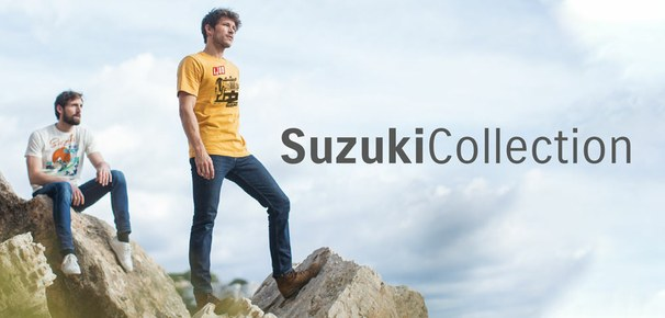 Suzuki Collection  Mandantenbanner