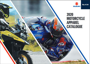 Suzuki Motorcycle Apparel Catalogue 2020