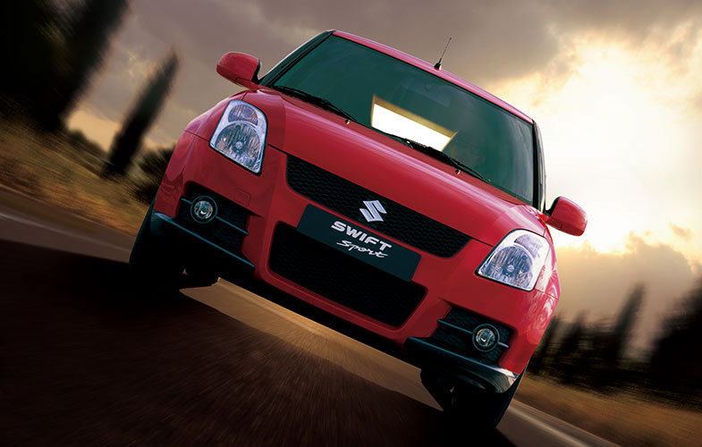 Suzuki SWIFT SPORT 2005