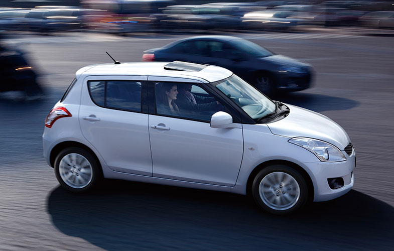 Suzuki SWIFT 4. Generation 2010