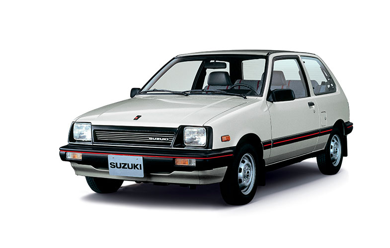 Suzuki SWIFT 1st Generation 1983