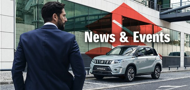 Suzuki News und Events