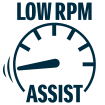LOW RPM ASSIST